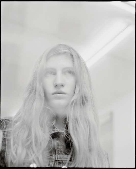 Agathe Bonitzer : «J'aime refaire les prises, à la fois parce que j'aime quand la caméra tourne et parce que je suis exigeante.»