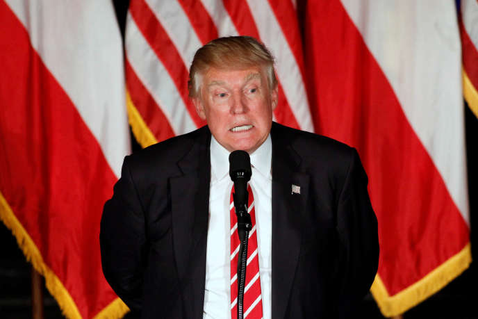 Donald Trump a plaidé, mercredi 15juin, pour la surveillance des mosquées, et a de nouveau proposé d'interdire provisoirement aux musulmans d'émigrer aux Etats-Unis.