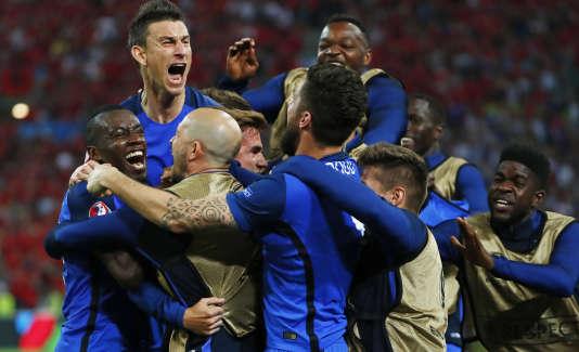 Les Bleus ont battu l'Albanie. Tout va bien...
