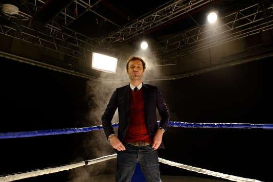Le normalien reprendra à la rentrée son émission « Boomerang», sur France Inter, du lundi au vendredi à 9h10.