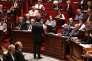 Manuel Valls à l'Assemblée nationale, le 14 juin, lors des questions au gouvernement.