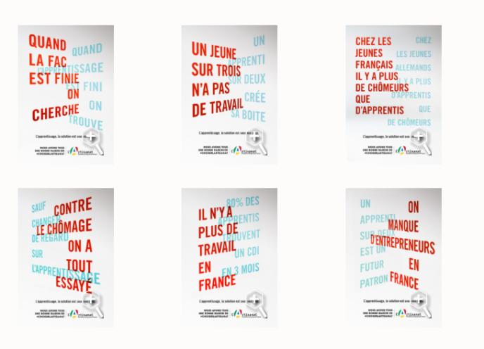 Campagne de presse« Et si la solution était sous nos yeux» de la FNCPA.