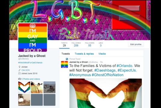 Capture d'écran Twitter.
