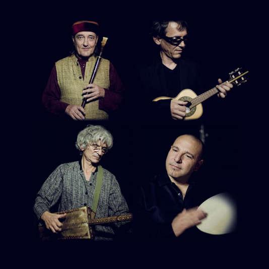 Hadouk Quartet.