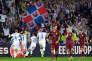Lors du match Russie-Slovaquie, mercredi 15 juin, à Lille.