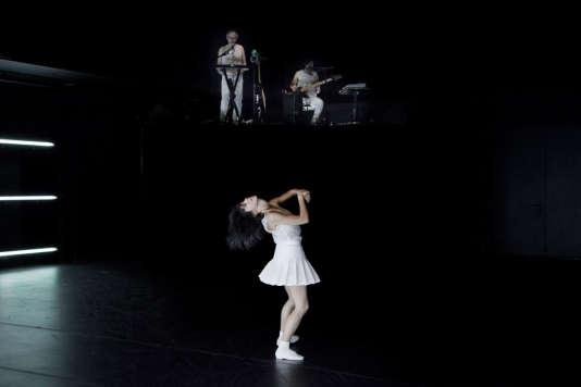 «Ifeel3», deMarco Berrettini, lors d'une représentation en janvier à Genève.