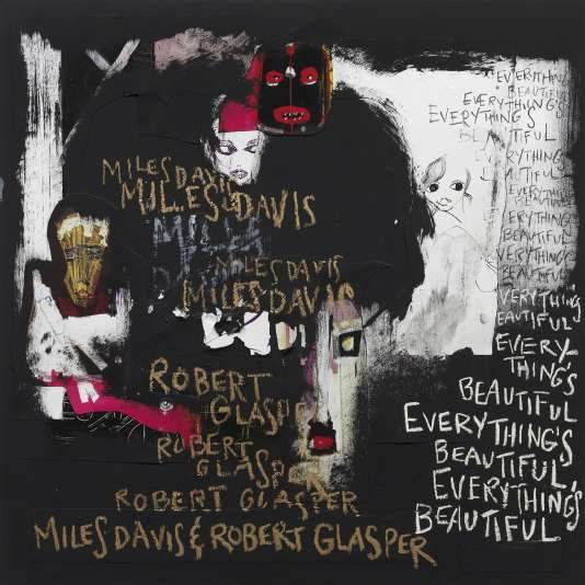 Pochette de l'album « Everything's Beautiful », de Robert Glasper.