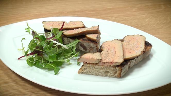 Le foie gras, ça peut être facile !