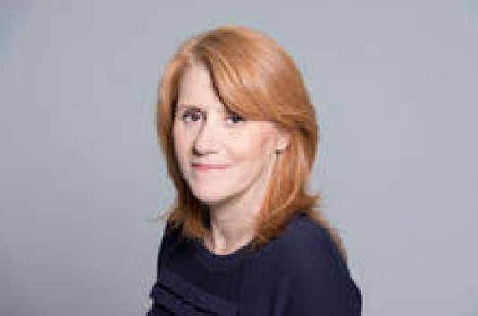 Nathalie Garrigrand, directrice exécutive de France 5