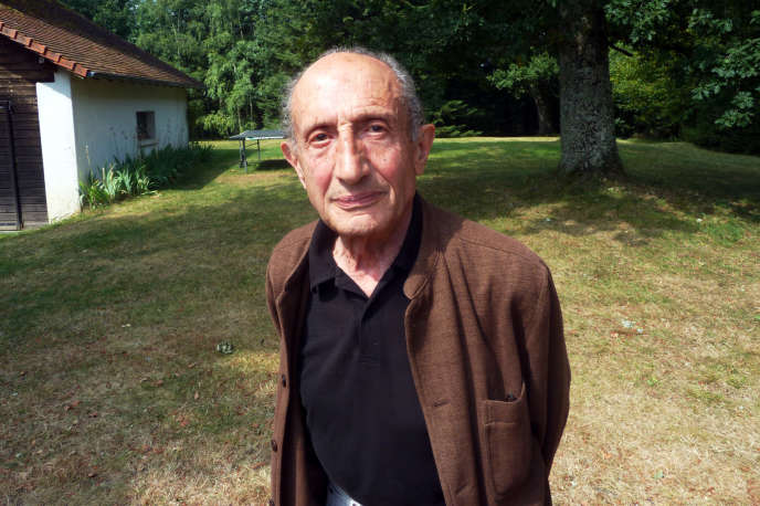 Claude Sales, en août 2013.