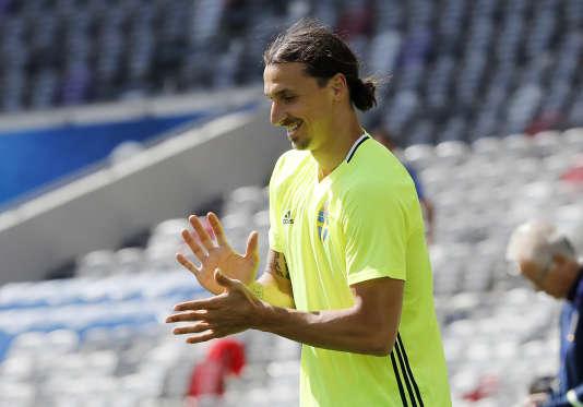 Ah, rien de tel qu'un petit match contre l'Italie pour redonner le sourire à Zlatan.