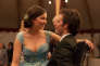 Emilia Clarke et Sam Claflin dans le film britannique de Thea Sharrock, « Avant toi» («Me Before You»).