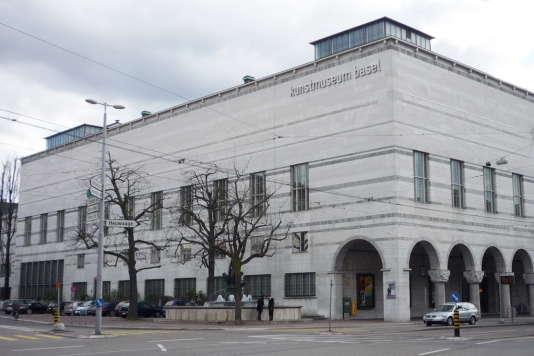 Le Kunstmuseum de Bâle en mars 2010.