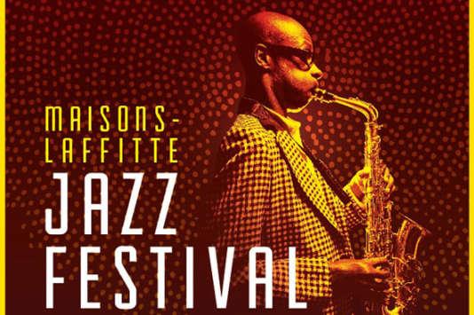 Affiche de la 11e édition du Maisons-Laffitte Jazz Festival.