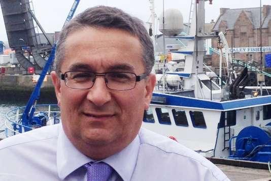 Christian Allard, militant français du parti national écossais SNP, ancien député au Parlement écossais.
