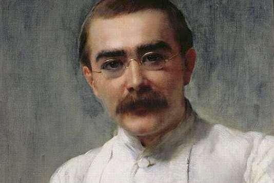 Portrait de Rudyard Kipling peint par John Collier en 1891.