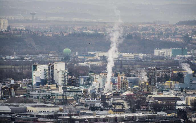 Vallée de la chimie (sud de Lyon). L'industrie chimique perdrait, en cas de Brexit, 0,5milliard d'euros selon Euler Hermès.