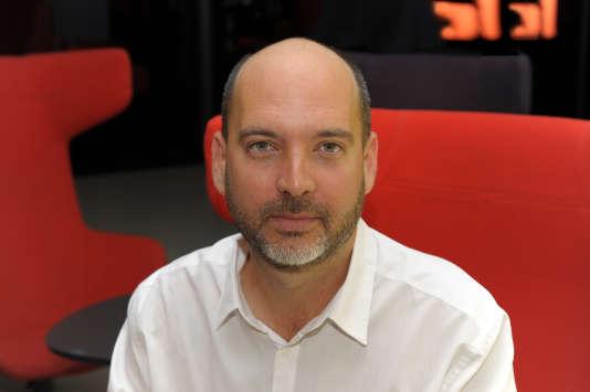 Michael Swierczynski, directeur du développement numérique du Forum des images et organisateur du Paris Virtual Film Festival.