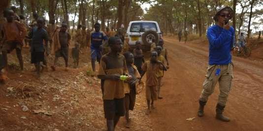 Le camp de Dadaab au Kenya. Une image tirée du documentaire d'Anne Poiret.