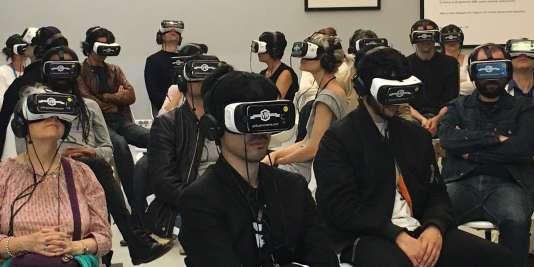 Le Forum des images attend un millier de visiteurs pour son Paris virtual film festival.