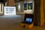 La troisième partie de l'exposition à la Fondation Prada à Milan est consacrée à l'espionnage.