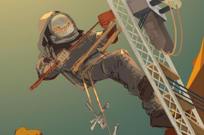 Les astronautes des missions de très longue durée devront savoir réparer eux-mêmes les équipements de leur vaisseau en cas de panne.
