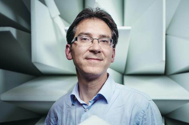 Moreno Andreatta, chercheur (CNRS) au sein de l'équipe Représentations musicales de l'Ircam, à Paris le 15 juin.