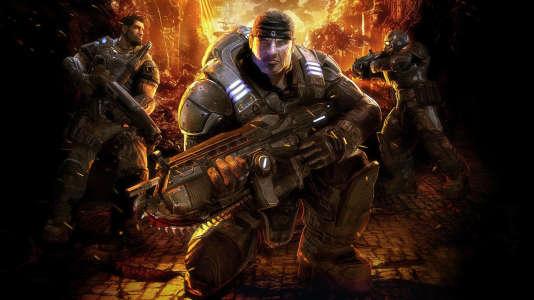 «Gears of War ».