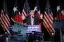 Donald Trump, à Woodlands (Texas), le 17 juin.