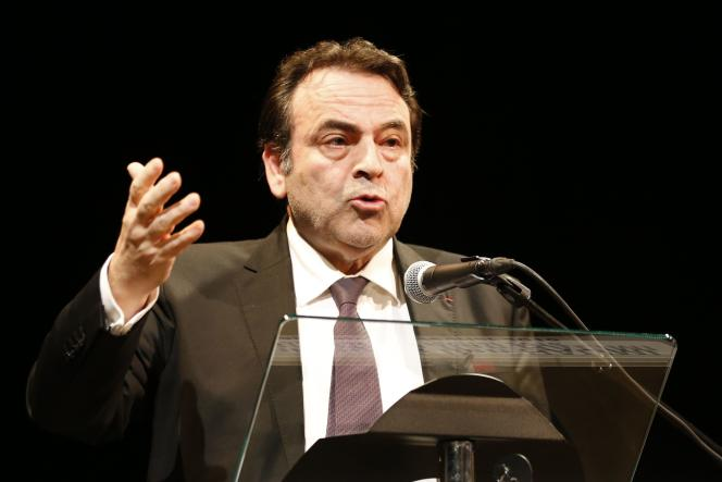 Le président sortant Joël Mergui a obtenu 156 voix contre 42 pour Evelyne Gougenheim, première femme candidate à ce poste.