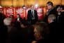 Lancement du mouvement La Belle Alliance populairepar Jean Christophe Cambadélis,àParis le 13 avril.