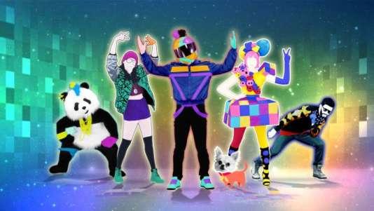 A l'Electronic Entertainment Exposition (E3) de Los Angeles, trois des neuf jeux d'Ubisoft étaient produits en France:«Just Dance 2017» (photo), et les ambitieux «Ghost ReconWildlands» et «Steep».