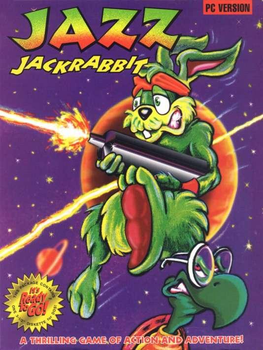 Jack Jackrabbit.
