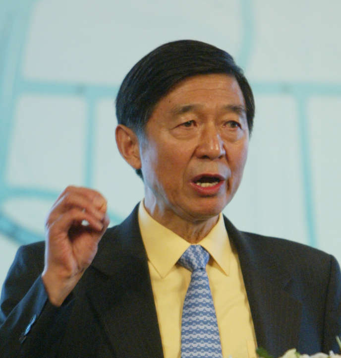 Wu Jianmin, en septembre 2006.