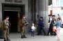 «La sécurité des Européens n'est plus un acquis. Notre environnement géopolitique s'est brusquement dégradé, à l'Est, au Sud, au Moyen-Orient. La distinction entre menaces extérieures et sécurité intérieure perd de son sens, comme l'ont tragiquement rappelé les attentats de Paris et de Bruxelles» (Photo: à Bruxelles, le 19 juin).