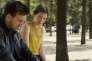 Grégoire Leprince-Ringuet et Amandine Truffy dans le film français de Grégoire Leprince-Ringuet, « La Forêt de Quinconces ».