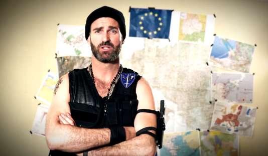 MSF a lancé une série de vidéos courtes, «Johnny, chasseur de migrants», pour dénoncer les politiques migratoires européennes.