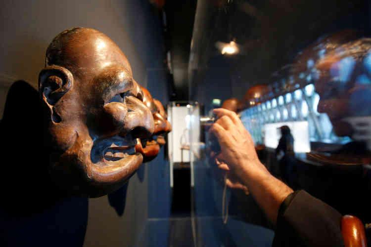 L'exposition« Tatoueurs, tatoués» a attiré 702 138 visiteurs, en 18 mois, un record depuis l'ouverture.
