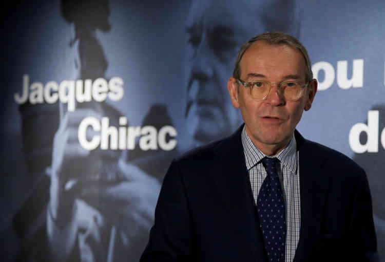 Pour célébrer cet événement, une exposition intitulée « Jacques Chirac ou le dialogue des cultures» – conçue par l'ex-ministre de la culture Jean-Jacques Aillagon– rend hommage à la passion de l'ancien chef de l'Etat pour les civilisations premières.