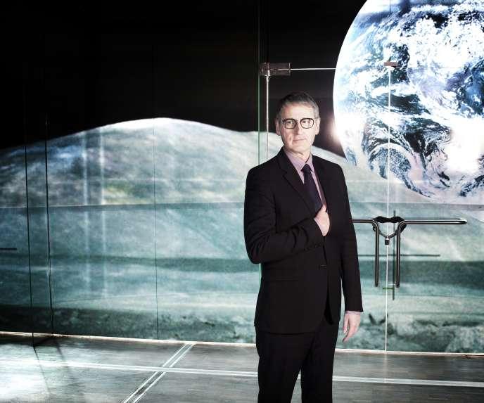 Bruno Maquart est président d'Universcience depuis le 1erjuillet 2015.