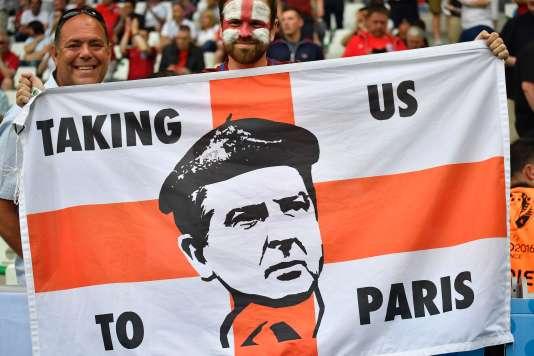 En cas de première place du groupe B, les Anglais devaient jouer à Paris leur huitième de finale.