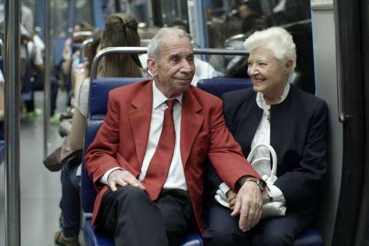 Une scène du documentaire franco-allemand de Bettina Blümner, «Parcours d'amour».