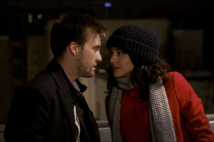 Grégoire Leprince-Ringuet et Pauline Caupenne dans le film français de Grégoire Leprince-Ringuet, «La Forêt de Quinconces».