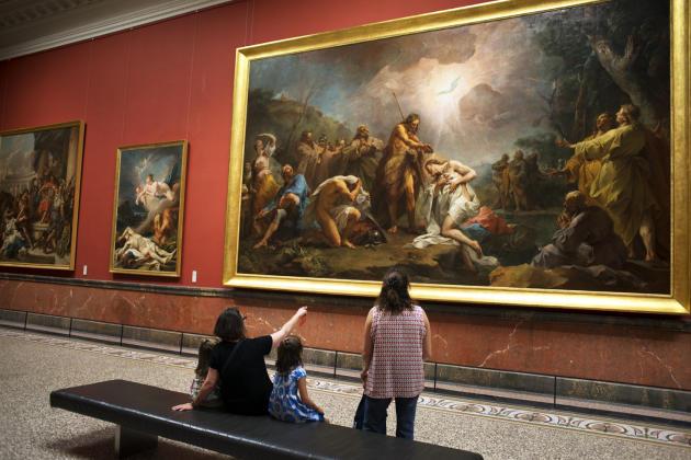 Le Musée Fabre.