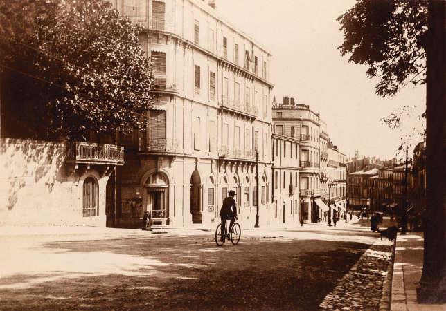Boulevard Ledru-Rolin, en 1902.