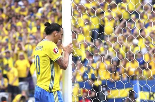 Zlatan Ibrahimovic, le 17 juin à Toulouse.