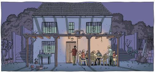Extrait de« La Maison».