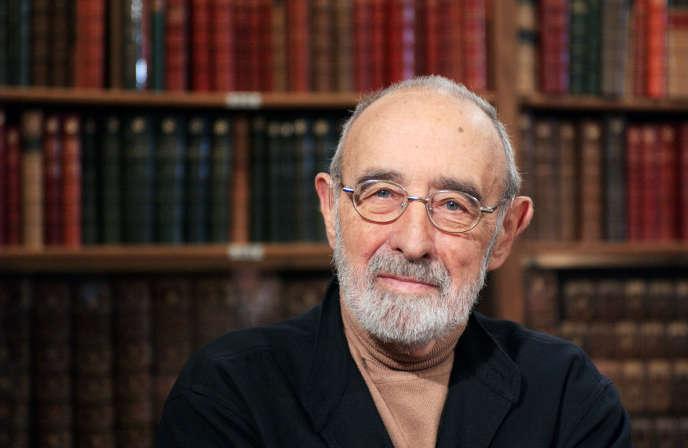 Edgard Pisani en février 2004.