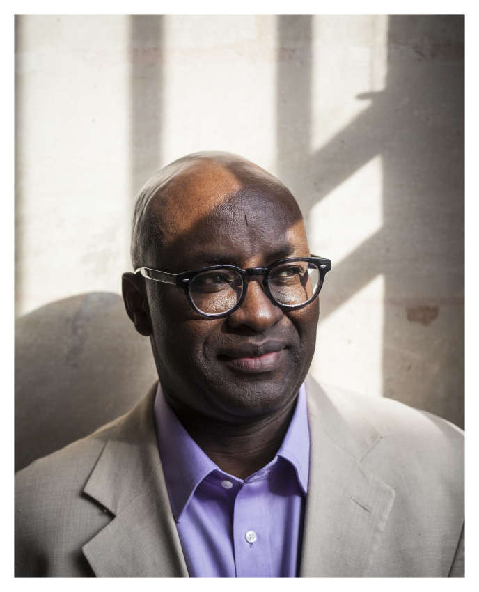 Achille Mbembe, 2013.