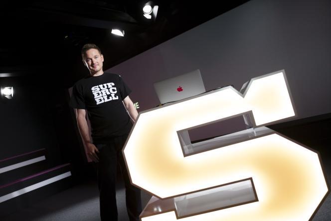 Ilkka Paananen, cofondateur de Supercell, à Helsinki, le 21 juin.